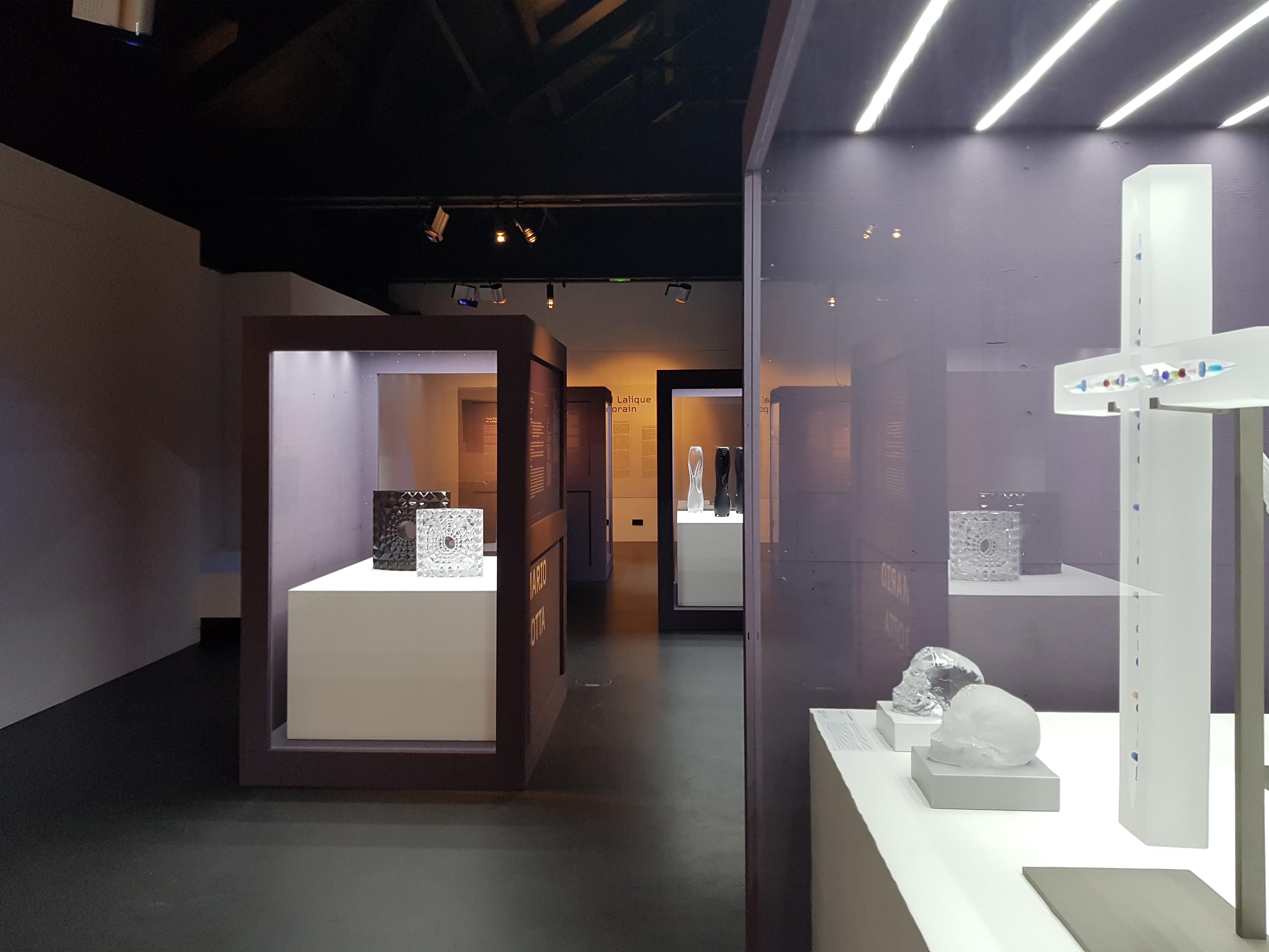 Prisme • Musée Lalique – 2018